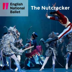 The Nutcracker at the London Coliseum