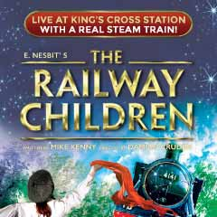 The Railway Children at the King's Cross Theatre