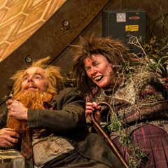 Reviews: The Twits at the Royal Court Theatre