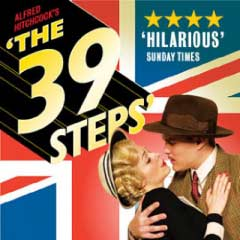 Competition: Win a pair of tickets to The 39 Steps