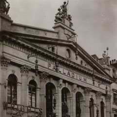 London Palladium in 1912, courtesy of The Theatres Trust