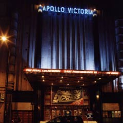 Starlight Express at the Apollo Victoria