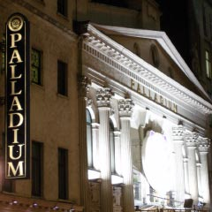 London Palladium in London – Map