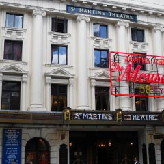 St Martin's Theatre London