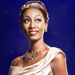 Beverley Knight in The Bodyguard