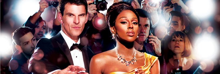 The Bodyguard at the Adelphi Theatre starring Alexandra Burke