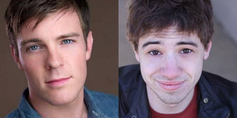 Billy Harrigan Tighe and A.J. Holmes to join The Book of Mormon