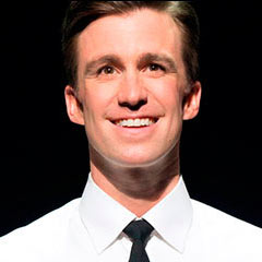 Gavin Creel in The Book of Mormon