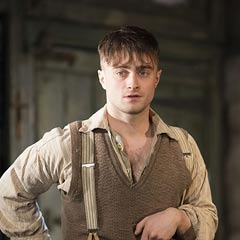 Winners included Daniel Radcliffe for his performance in The Cripple of Inishmaan