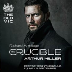 The Crucible at the Old Vic starring Richard Armitage