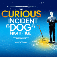 The Curious Incident of the Dog in the Night-Time at the Gielgud Theatre