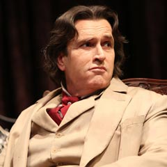 Rupert Everett as Oscar Wilde in The Judas Kiss. Photo: Roy Tan