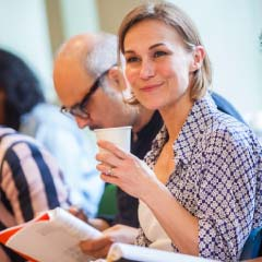 Photos: The Pajama Game – Rehearsals