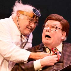 The Sunshine Boys at the Savoy Theatre