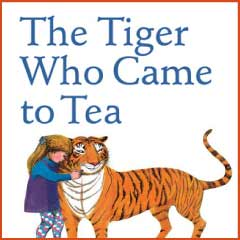 The Tiger Who Came To Tea at the Lyric Theatre