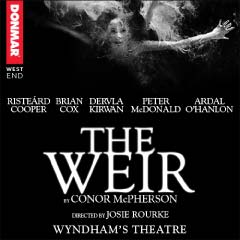 The Weir at the Wyndham's Theatre