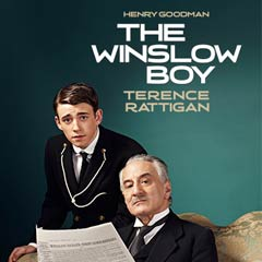 The Winslow Boy at the Old Vic Theatre