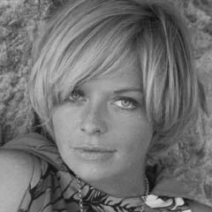 Susannah York in They Shoot Horses, Don't They? in 1969