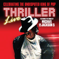Great offers on Thriller Live and more on Sundays