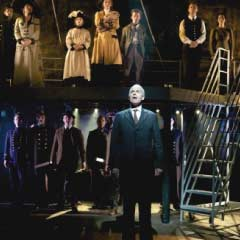 Titanic at the Southwark Playhouse