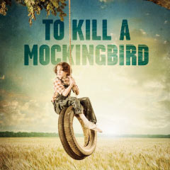 To Kill A Mockingbird at the Barbican Theatre starring Robert Sean Leonard