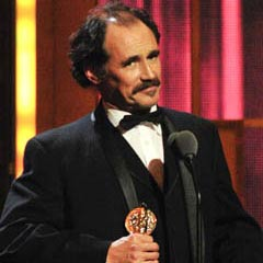 Mark Rylance wins a Best Actor Tony for Jerusalem. Photo: CBS