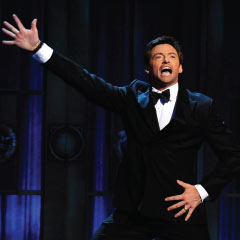 Hugh Jackman at the 2011 Tony Awards