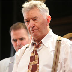 Martin Shaw in Twelve Angry Men, Photo: Roy Tan