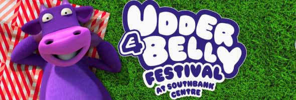 Udderbelly Festival at the Southbank Centre