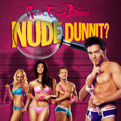 West End Bares 2014 – Nude Dunnit?