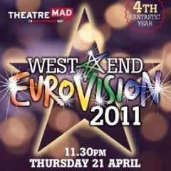 West End Eurovision 2010