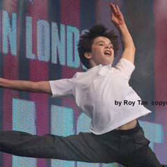 Billy Elliot at West End Live 2014