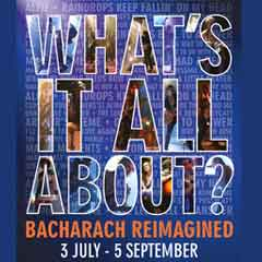 What's it all about? Bacharach at the Menier Chocolate Factory