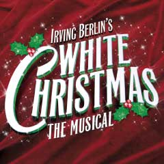 White Christmas at the Dominion Theatre starring Aled Jones and Tom Chambers