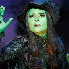 Jennifer DiNioia in Wicked