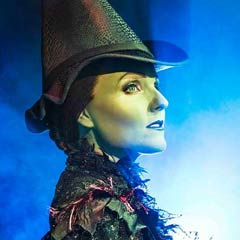 Photos: Kerry Ellis returns to Wicked