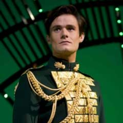 Mark Evans in Wicked