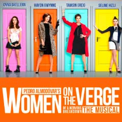 Women on the Verge of a Nervous Breakdown at the Playhouse Theatre
