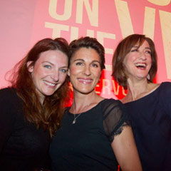 Photo Update: Women on the Verge cast and launch