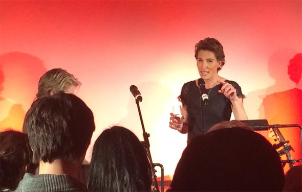 Women on the Verge of a Nervous Breakdown press launch: Tamsin Greig