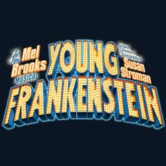 Young Fankenstein The Musical in London